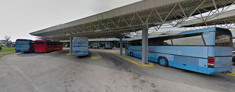 transportation from and to Corfu airport