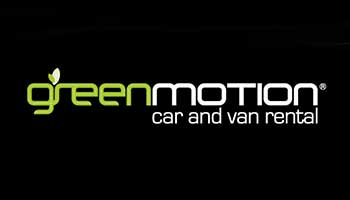 Green Motion car hire at Corfu airport