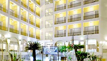 Hotels near Corfu airport