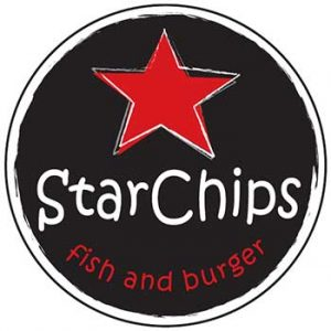 Star chips at Corfu airport