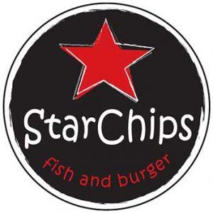 Star chips at Corfu airport